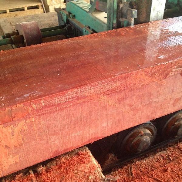 Hardwood beams FSC certified