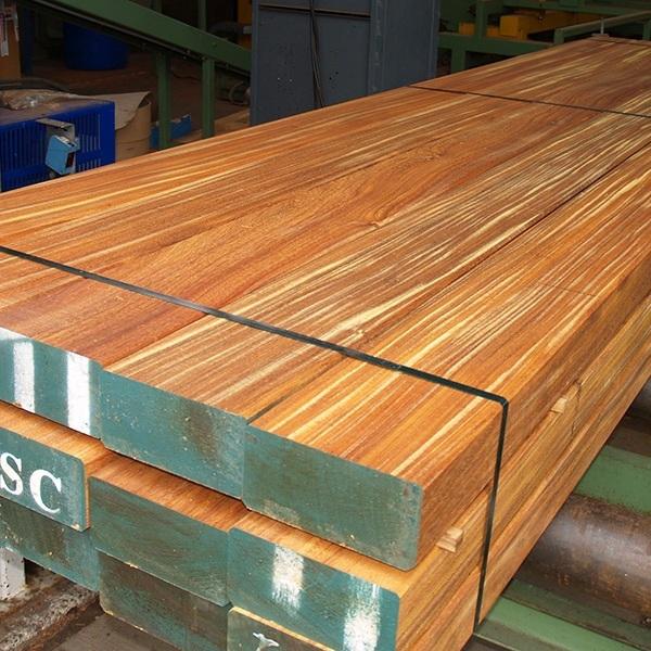 Sustainable Hardwood Beams