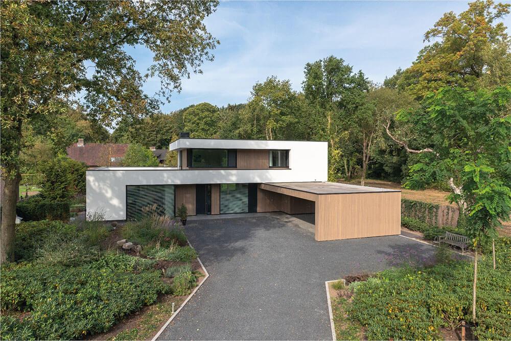 Villa Brummen met Oprit