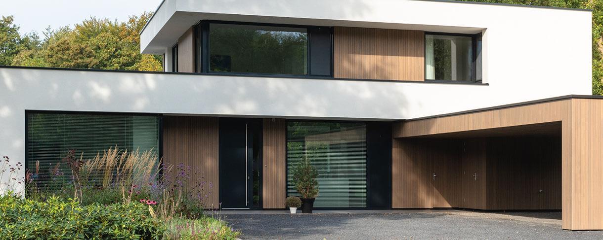 Villa Brummen Vooraanzicht