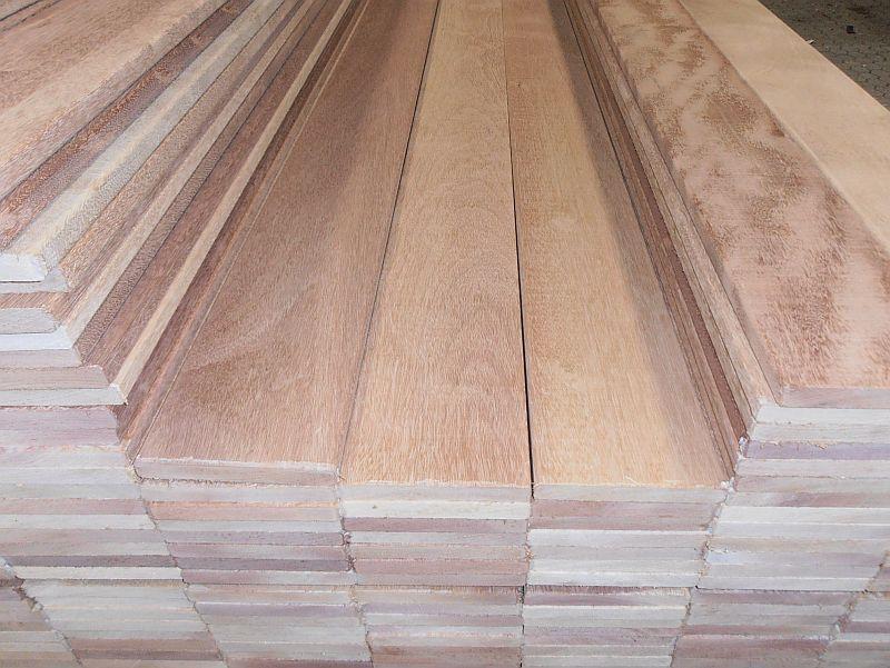 Mandioqueira hardhouten planken