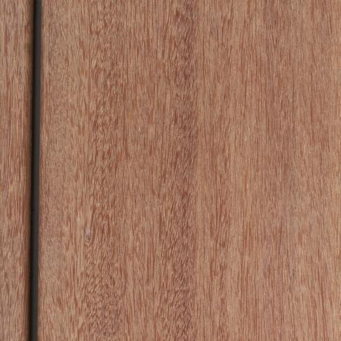 Tropical Cumaru wood for heavy constructions and street furniture