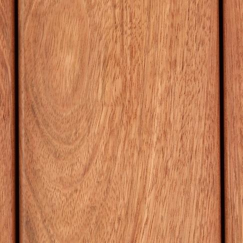 Jatoba hardwood is suitable for flooring and furniture